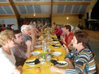 Repas annuel du 21 - 10 - 2012