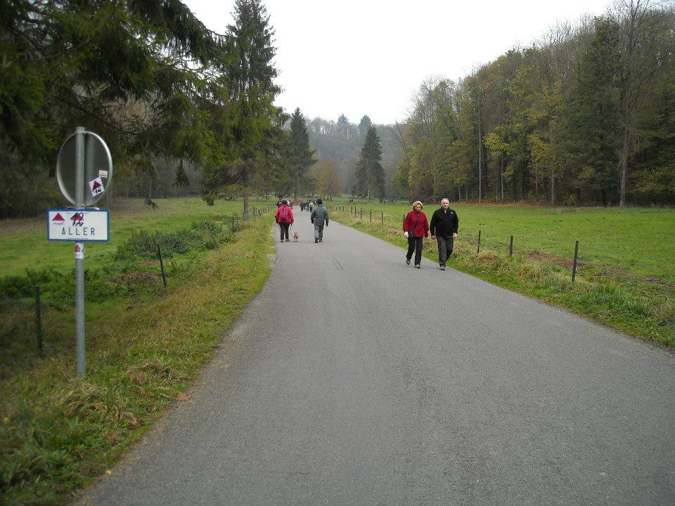PARCOURS DES 12 KMS PAR CHRISTINE (24)