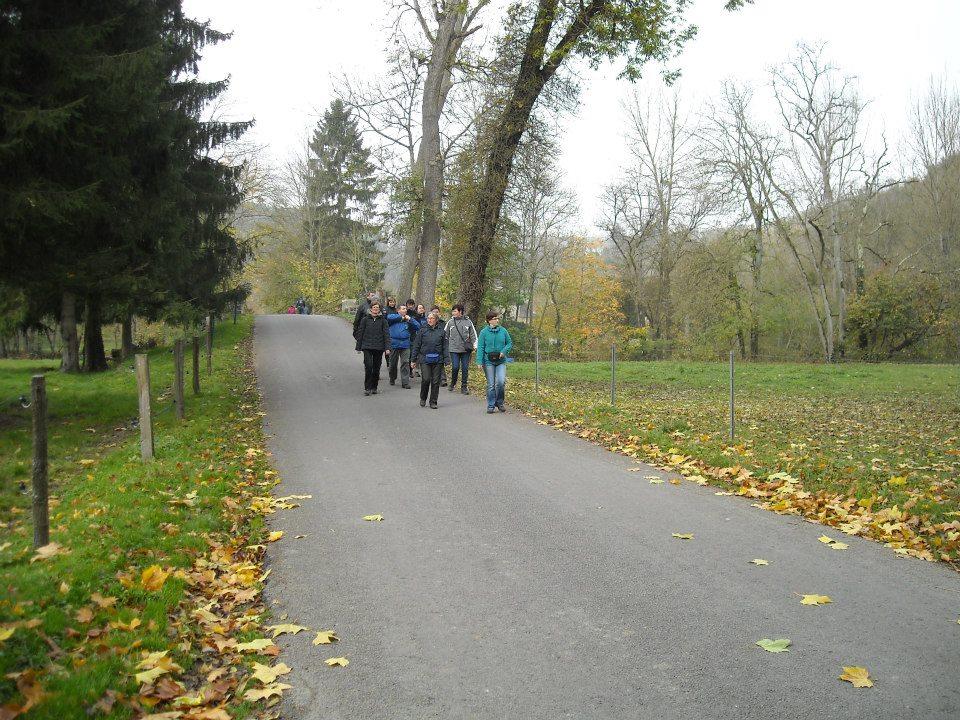 PARCOURS DES 12 KMS PAR CHRISTINE (29)